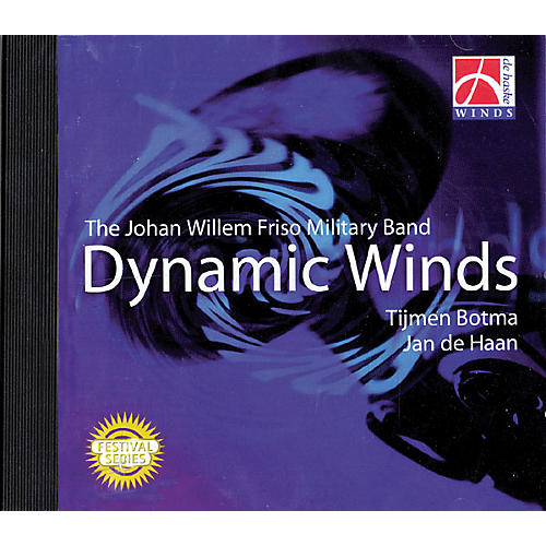 De Haske Music Dynamic Winds (CD) Concert Band
