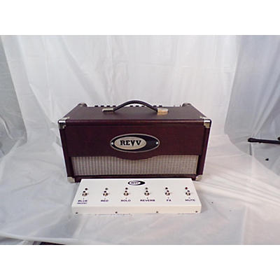 Revv Amplification Dynamis 7-40 Tube Guitar Amp Head