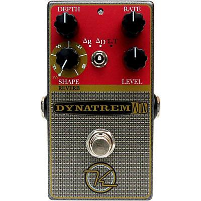 Keeley Dynatrem Dynamic Tremolo Guitar Effects Pedal