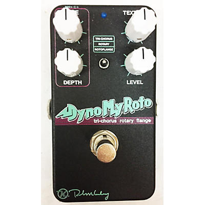 Keeley Dyno My Roto Effect Pedal