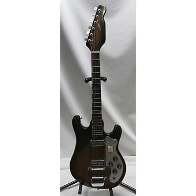 Teisco E-100 Tulip Solid Body Electric Guitar