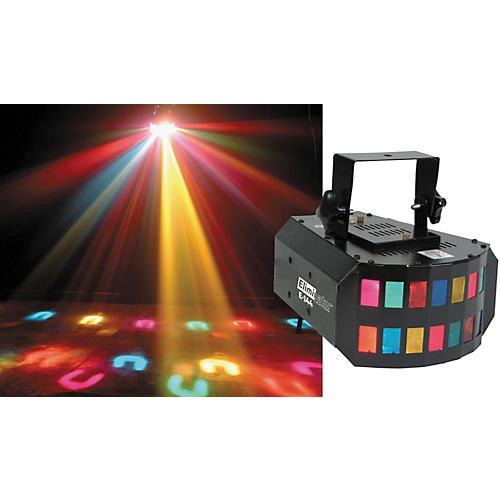 Eliminator Lighting E-144 Pirahna Mini Double Derby Special Effect Light