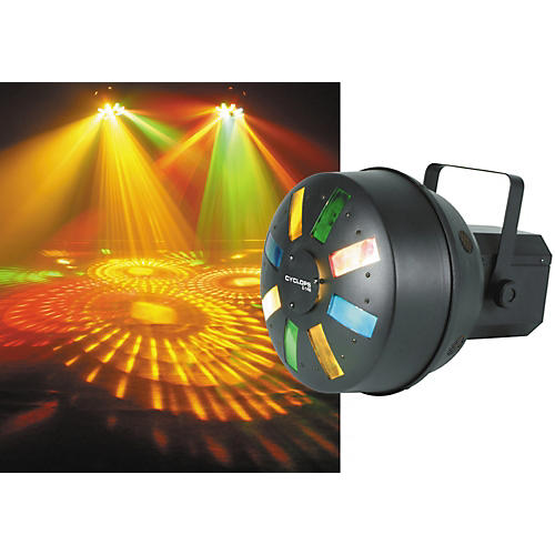 Eliminator Lighting E-146 Cyclops Multicolor Lighting Effect