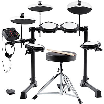 Alesis E-Drum Total Mesh Head Electronic Drum Kit Bundle