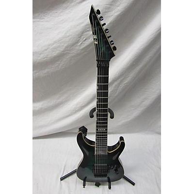 ESP E-II Horizon FR-7 7-String With Floyd Rose Solid Body Electric Guitar