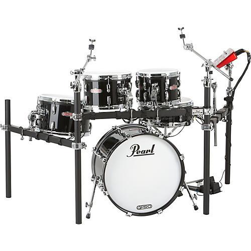 Electronic Acoustic Drum Set : pearl e pro live electronic acoustic drum set without cymbals musician 39 s friend ~ Vivirlamusica.com Haus und Dekorationen