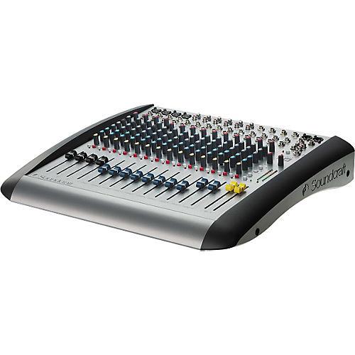 Soundcraft E Series 4 Mono 10 Stereo Mixer