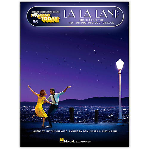 Hal Leonard E-Z Play Today #66 La La Land