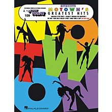 Hal Leonard E-Z Play Today No. 109 - Motown's Greatest Hits