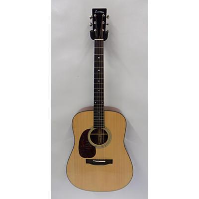 Eastman E10D Acoustic Electric Guitar