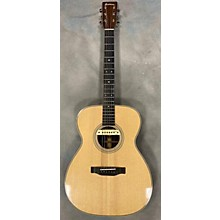 Eastman E20om Acoustic Electric Guitar