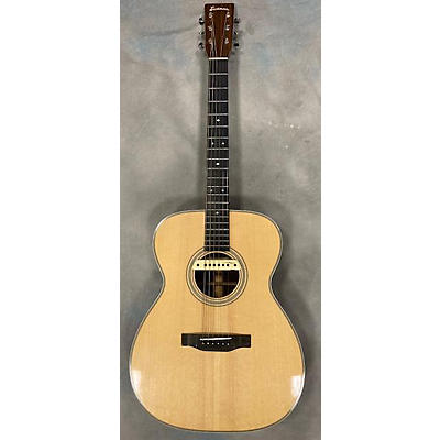 Eastman E20om Acoustic Electric Guitar