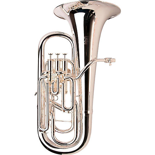 Adams E3 Selected Series Compensating Euphonium Silver plated