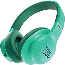 E55BT Over-Ear Wireless Headphones Teal