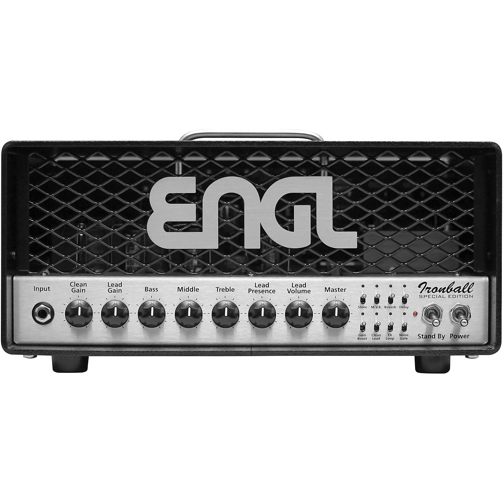 Engl E606SE Ironball Special Edition 20W Tube Guitar Amp Head