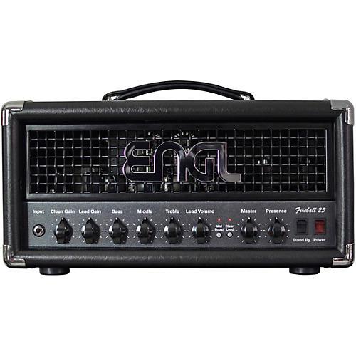 Engl E633 Fireball 25 25W Tube Guitar Amp Head Black