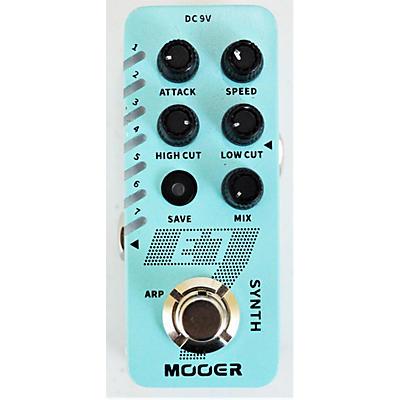 Mooer E7 Effect Pedal