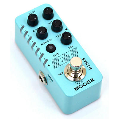 Mooer E7 SYNTH Effect Pedal
