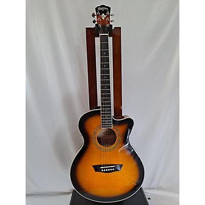 Washburn EA15ATB Acoustic Electric Guitar