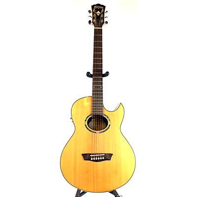 Washburn EA25SNB Acoustic Electric Guitar
