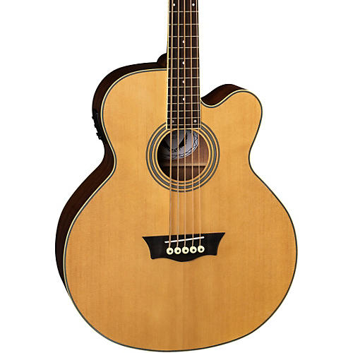 dean eabc 5 string cutaway acoustic electric bass musician 39 s friend. Black Bedroom Furniture Sets. Home Design Ideas