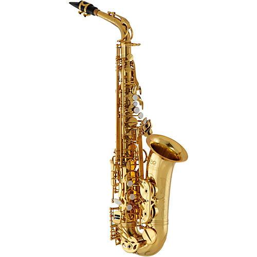 Eastman EAS640 Professional Alto Saxophone Gold Lacquer