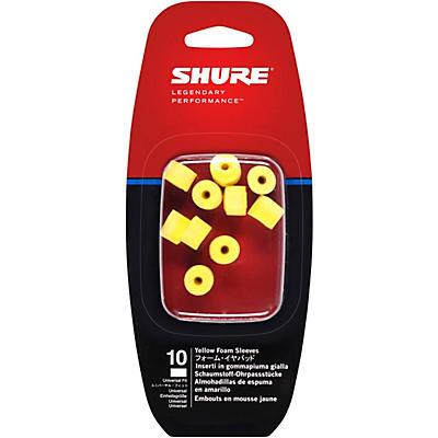 Shure EAYLF1-10 Foam Sleeves for SE Earphones