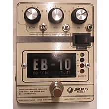 Walrus Audio EB10 EQ & Boost Pedal