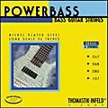 Thomastik EB344 Medium-Light Power Bass Roundwound 4-String Bass Strings thumbnail
