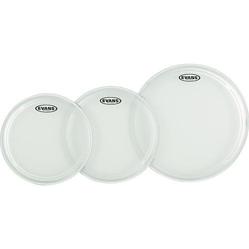 Evans EC1 Coated Fusion Drumhead Pack
