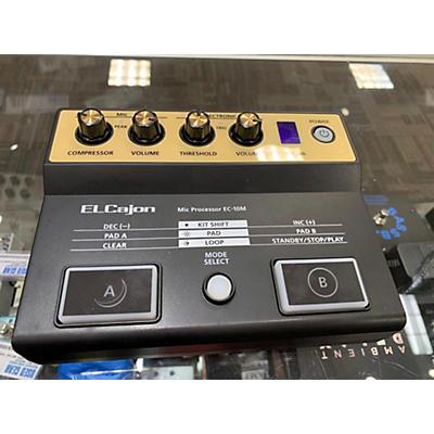 Roland EC10M Percussion Stomp Box
