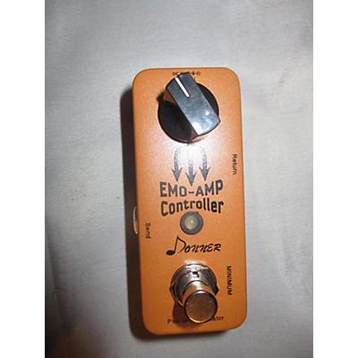 Donner EC1222 EMO-AMP Controller Effect Pedal