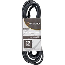 American DJ EC163 16 Gauge IEC Power Extension Cord 3 ft.