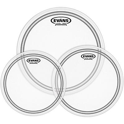 Evans EC2 SST Coated Drumhead Pack