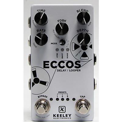 Keeley ECCOS Effect Pedal