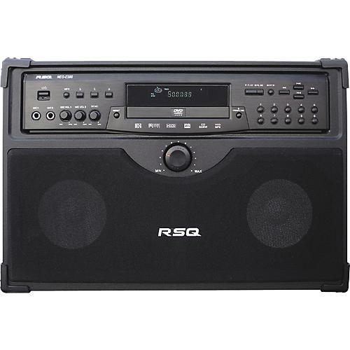 RSQ ECHO-E500 Portable Karaoke System with NEO E-500