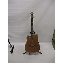 Boulder Creek ECR4NS Acoustic Electric Guitar