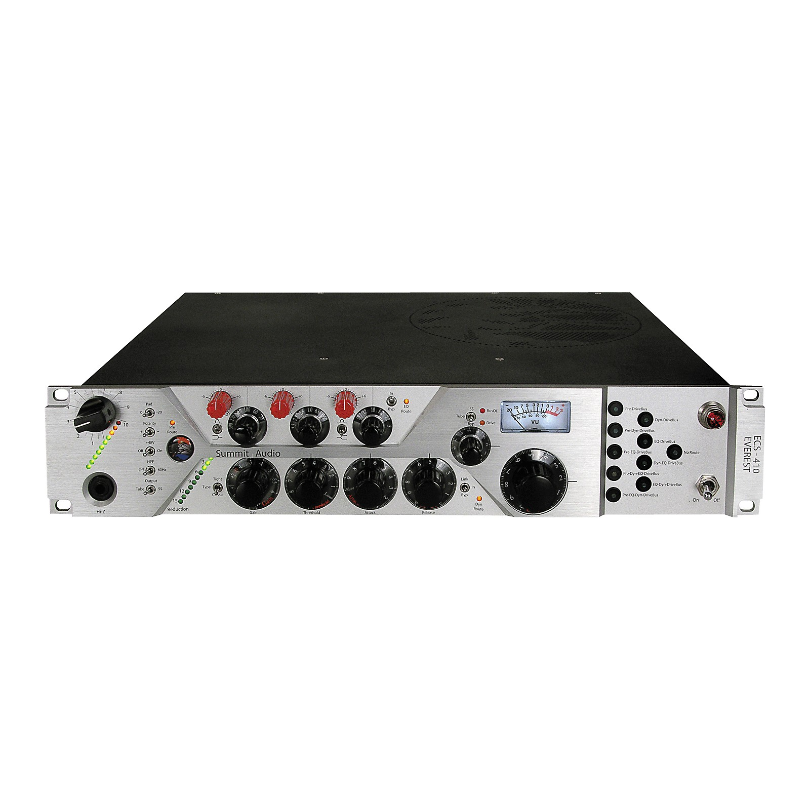 Summit Audio ECS-410 Everest Configurable tube channel strip