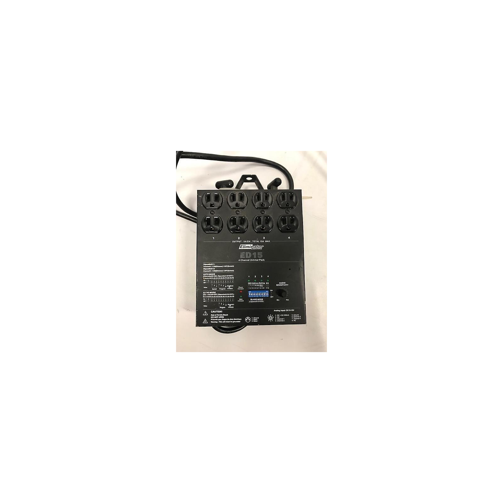 Eliminator Lighting ED15 Lighting Controller