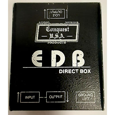 Conquest Sound EDB Direct Box
