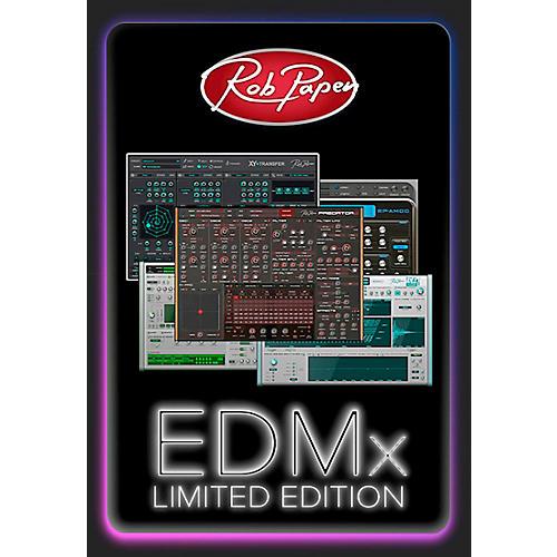 Rob Papen EDM-X Bundle Limited Edition (Download)