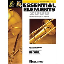 Hal Leonard EE2000 B Flat Trombone T.C. Book 1 (Book/Online Audio)