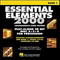 Hal Leonard EE2000 Play Along Trax Book. 1 - Discs 2, 3, & 4 for Percussion thumbnail