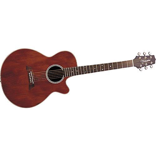 Takamine EF261SAN Acoustic Guitar Condition 2 - Blemished Satin Antique 194744192050
