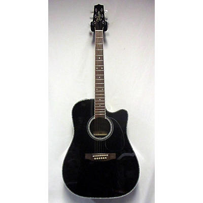 Takamine EF341DX Acoustic Electric Guitar