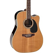Open Box Takamine EF360SC-TT Thermal Top Acoustic-Electric Guitar