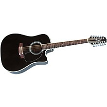 Open BoxTakamine EF381SC 12-String Acoustic-Electric Cutaway Guitar