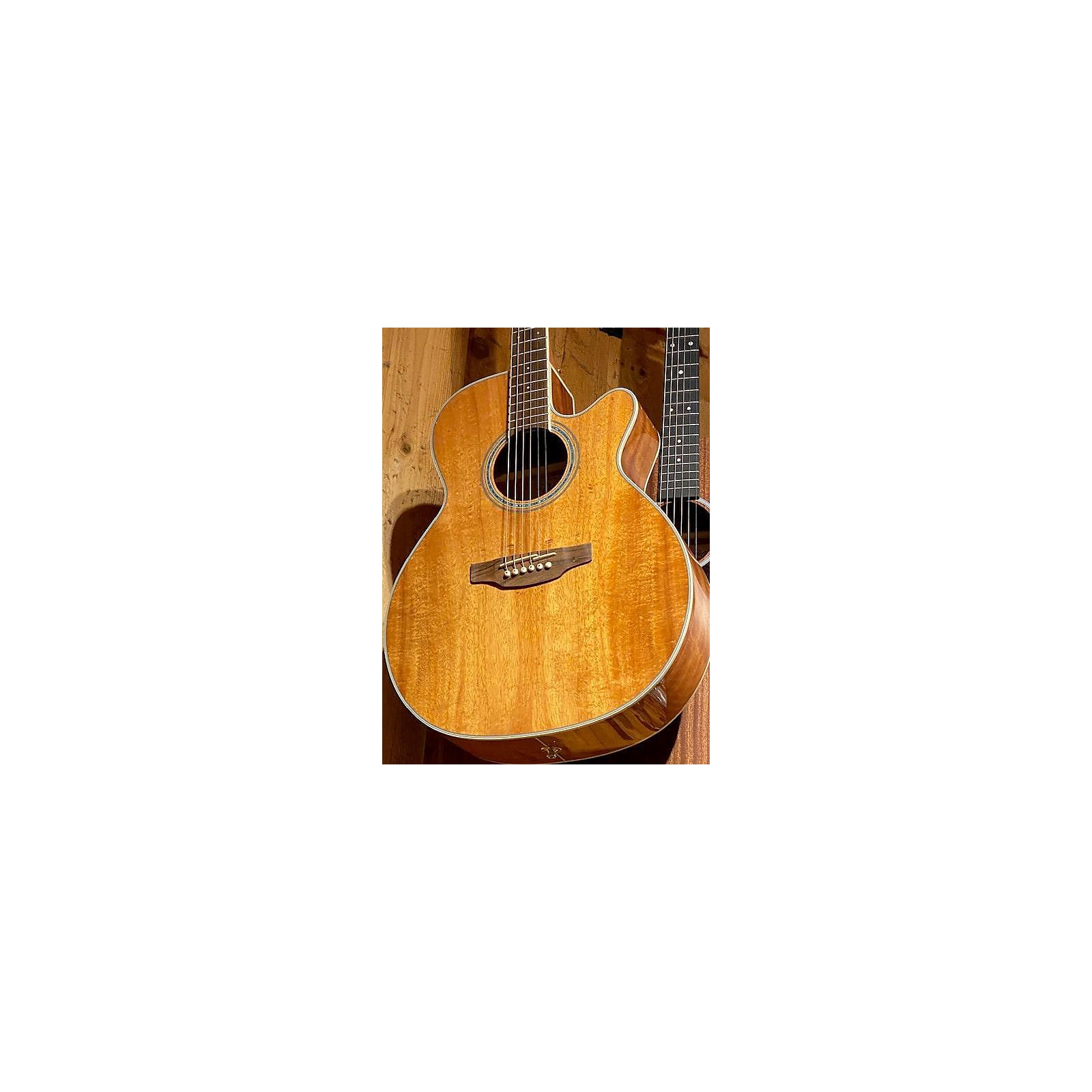 Takamine EF508KC All Koa Acoustic Electric Guitar