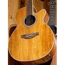 Takamine EF508KC All Koa Acoustic Electric Guitar