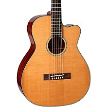 Open BoxTakamine EF740FS Thermal Top Acoustic Guitar